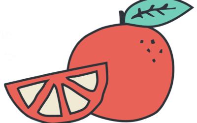 Trucs et astuces #ZeroDechet: l'allume-feu orange