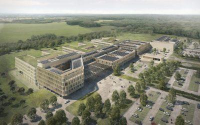 Les différentes questions soulevées par le projet de construction du futur hôpital sur le site d'Houdemont